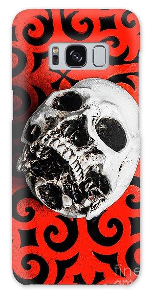 Bone Galaxy Case - The Downfall by Jorgo Photography - Wall Art Gallery