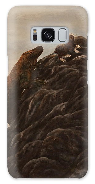 The Dragon And The Ox Galaxy Case