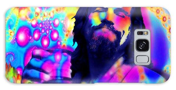 The Dude The Big Lebowski Jeff Bridges Galaxy Case