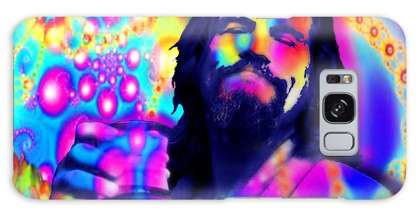 The Dude The Big Lebowski Jeff Bridges Galaxy Case