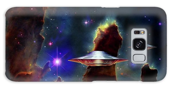 The  Eagle  Nebula  Galaxy Case
