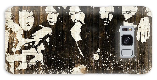 Folk Singer Galaxy Case - The Eagles Rustic by Dan Sproul