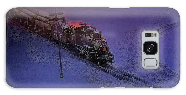 The Early Train Galaxy Case