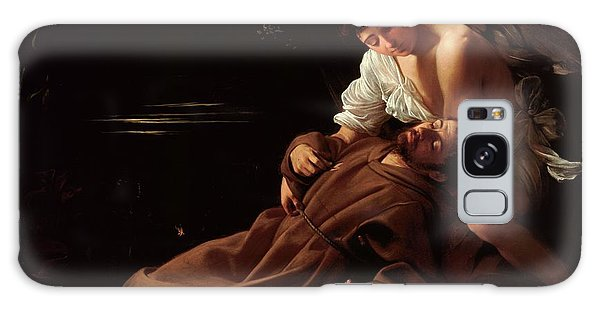 The Ecstacy Of Saint Francis Of Assisi Galaxy Case