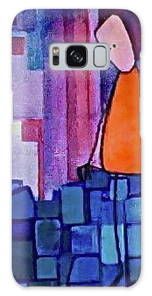The Edge Galaxy Case by Donna Howard