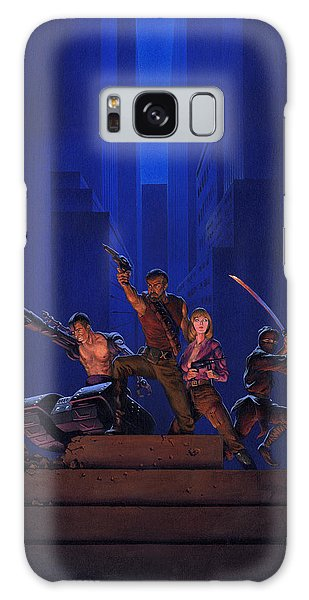The Eliminators Galaxy Case