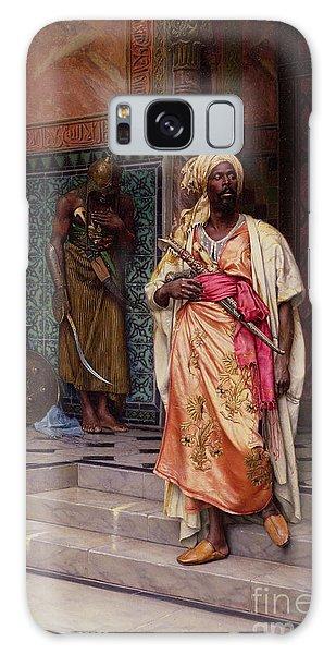 Turban Galaxy Case - The Emir by Ludwig Deutsch
