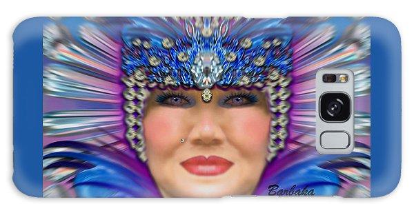 The Empress Galaxy Case by Barbara Tristan