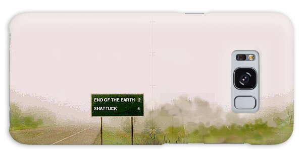 The End Of The Earth Galaxy Case
