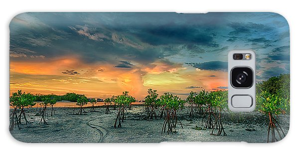 Mangrove Galaxy Case - The Endless Trail by Marvin Spates