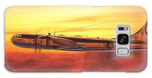 Enola Gay B-29 Superfortress Galaxy Case by David Collins