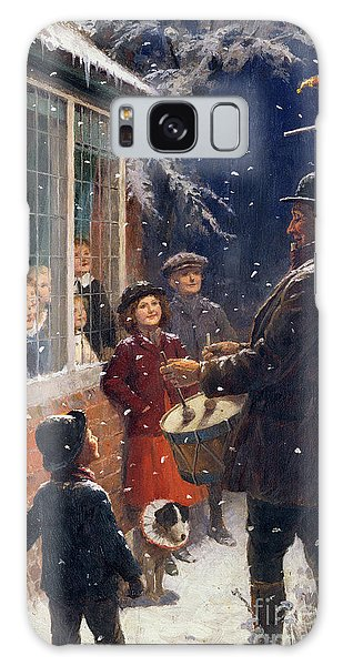 Drum Galaxy Case - The Entertainer  by Percy Tarrant