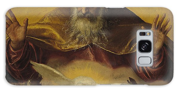 New Testament Galaxy Case - The Eternal Father by Paolo Caliari Veronese