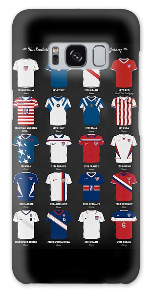 The Evolution Of The Us World Cup Soccer Jersey Galaxy Case