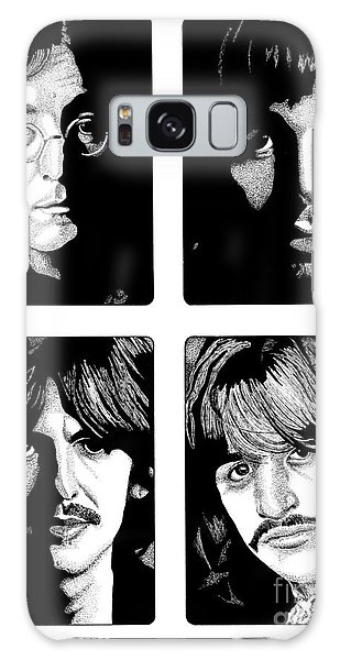 The Fab Four Galaxy Case
