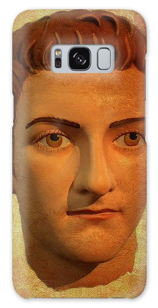 The Face Of Caligula Galaxy Case