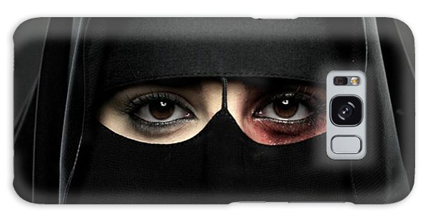 The Face Of Saudi Galaxy Case by Pg Reproductions