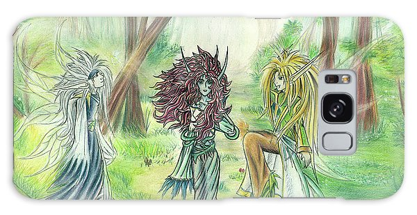 The Fae - Sylvan Creatures Of The Forest Galaxy Case