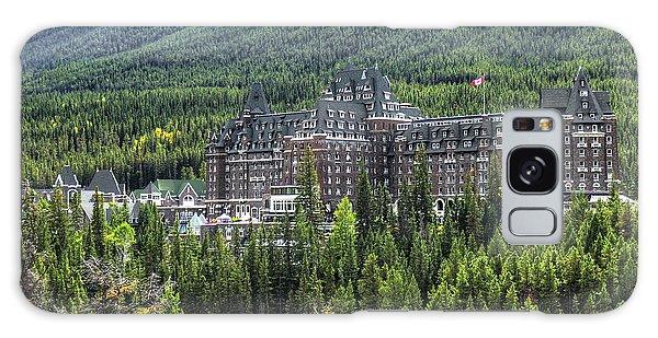 The Fairmont Banff Springs Galaxy Case