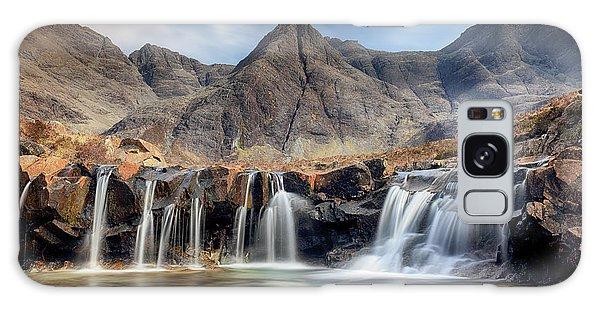 Fairy Pools Galaxy Case - The Fairy Pools - Isle Of Skye 3 by Grant Glendinning