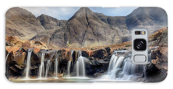 Galaxy Case featuring the photograph The Fairy Pools - Isle Of Skye 3 by Grant Glendinning