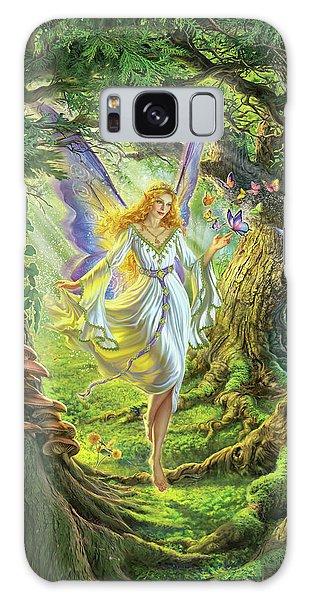 Fairy Galaxy Case - The Fairy Queen by Mark Fredrickson