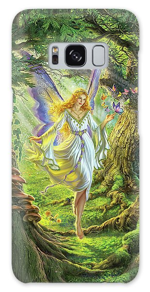 Fairy Galaxy S8 Case - The Fairy Queen by Mark Fredrickson