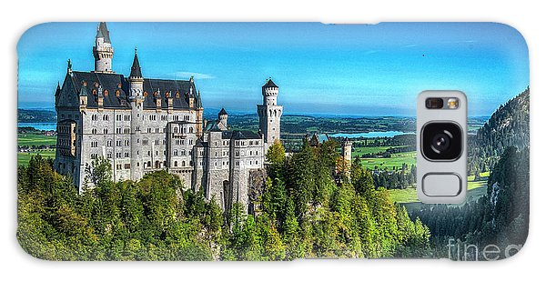 The Fairy Tale Castle Galaxy Case