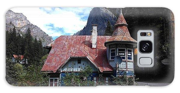 The Fairy Tale House  Galaxy Case