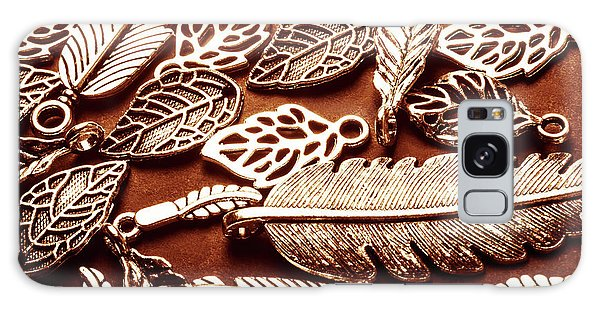 Metal Leaf Galaxy Case - The Fall Collection by Jorgo Photography - Wall Art Gallery