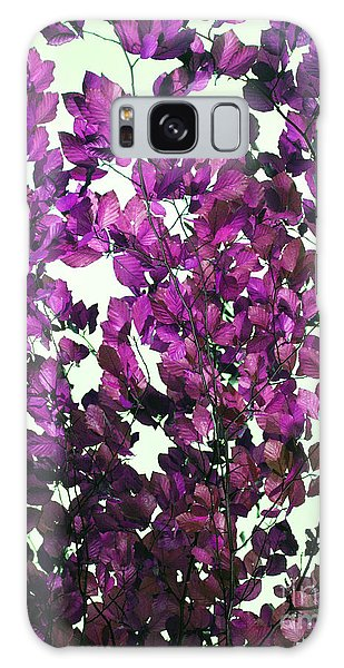 The Fall - Intense Fuchsia Galaxy Case