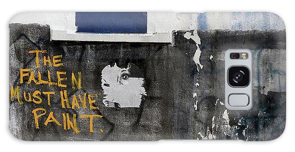 The Fallen Must Have Paint Galaxy Case by JoAnn Lense
