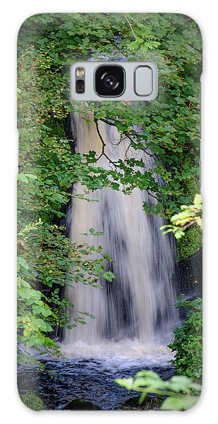 The Falls At Patie's Mill Galaxy Case