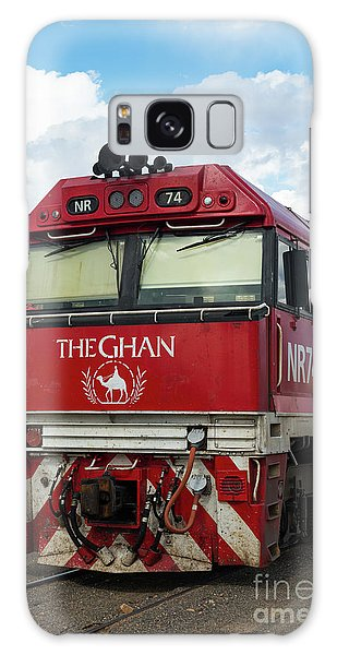 The Famed Ghan Train  Galaxy Case