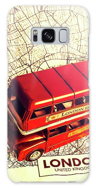 Automobile Galaxy Case - The Famous Red Bus by Jorgo Photography - Wall Art Gallery