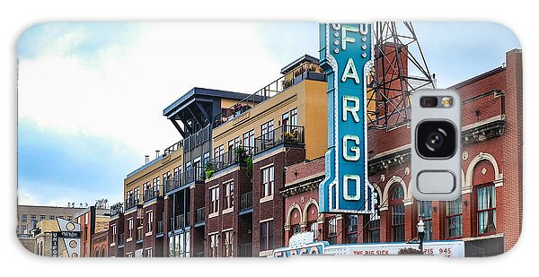 The Fargo Theater Galaxy Case