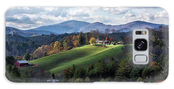 The Farm On The Hill Galaxy Case