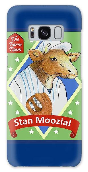 The Farm Team - Stan Moozial Galaxy Case