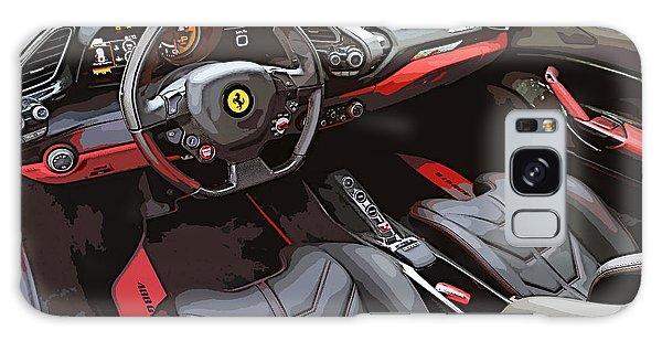 The Ferrari 488 2016 Galaxy Case