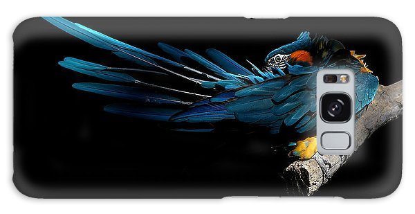 The Fine Art Of Preening Galaxy Case