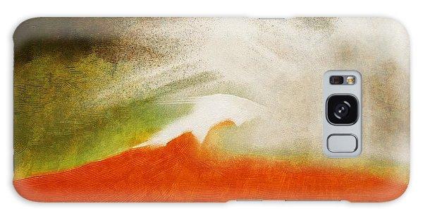 The Fire Mountain - Cotapaxi Galaxy Case