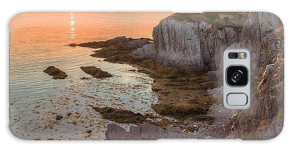 Nova Scotian Sunset Galaxy Case