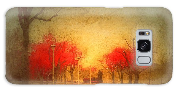 The Fire Trees Galaxy Case