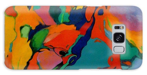 The Firebird Galaxy Case by Bernard Goodman