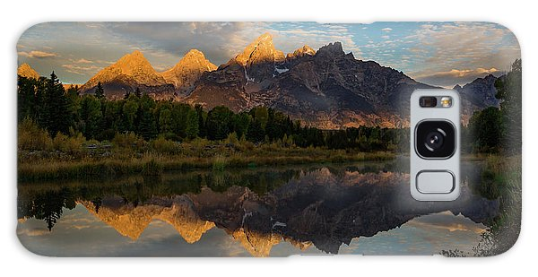 Teton Galaxy Case - The First Light by Edgars Erglis