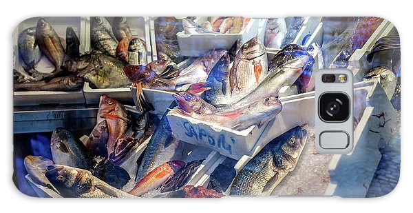 The Fish Market Galaxy Case