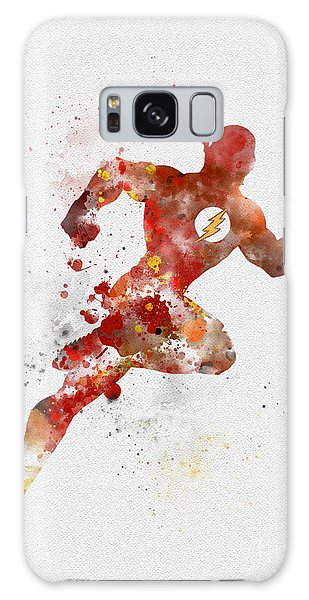 Flash Galaxy Case - The Flash by My Inspiration