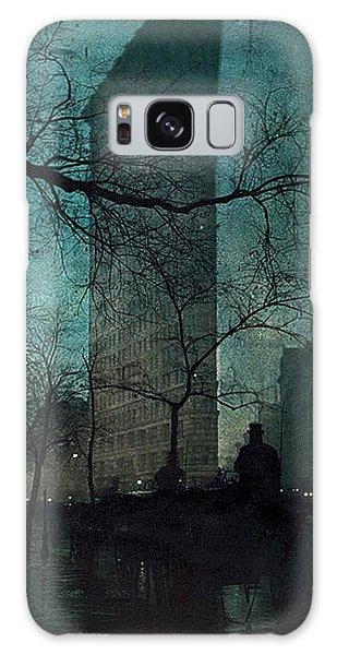 Building Galaxy Case - The Flatiron Building by Edward Steichen