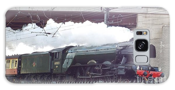 The Flying Scotsman Galaxy Case