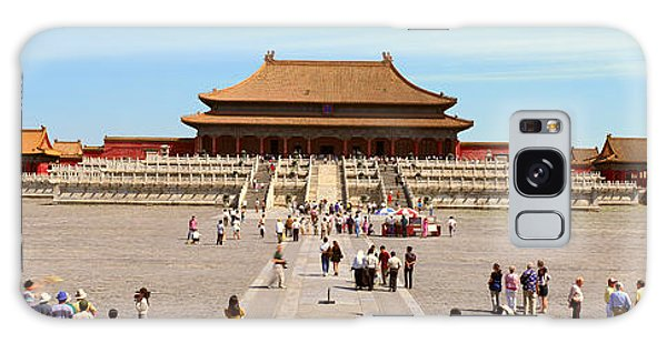 People's Republic Of China Galaxy Case - The Forbidden City - Tai He Dian Hall by Panoramic Images